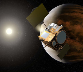 PLANET-C: Venus Climate Orbiter mission of Japan