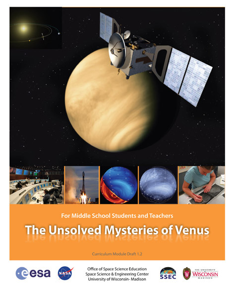 Unsolved Mysteries of Venus Curriculum Module